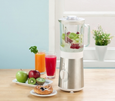Blending Smoothies